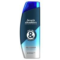 شامپو  سر هد اند شولدرز 360 میل  Head & Shoulders Deep Cleansing Duş Jeli ve Şampuan 360ml