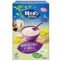 سرلاک شیر و رازیانه هیرو بیبی وزن 200 گرم Hero Baby