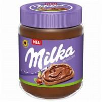 شکلات صبحانه 350 گرم میلکا Milka Haselnusscreme