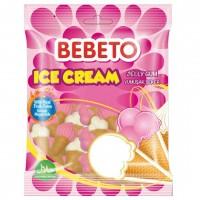 پاستیل ببتو مدل بستنی بسته 120 گرمی Bebeto