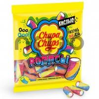 پاستیل لوله ای ترش و شکری رنگین کمان چوپاچوپس 150 گرم ChupaChups