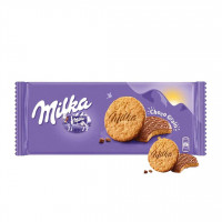 بیسکوئیت با روکش شکلاتی میلکا 126 گرم Milka Choco Grain