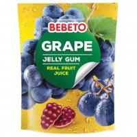 پاستیل ببتو مدل انگور با طعم آبمیوه طبیعی 60 گرم Bebeto
