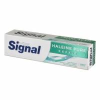 خمیر دندان سیگنال ترمیم کننده و خوشبو کننده 75 میلی لیتر Signal Halein Pure Repair