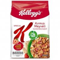 کورن فلکس اسپشیال کی Special K میوه های قرمز 400 گرمی کلوگز