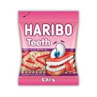 پاستیل هاریبو مدل دندان 80گرم Haribo
