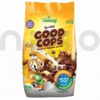 کورن فلکس کاکائویی با شیر بز هوناپ 300 گرم Hunnap
