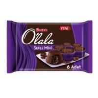 کیک شکلاتی اولالا اولکر 162 گرم 6 تیکه ای Ulker Olala