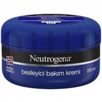 کرم ترمیم کننده و مرطوب کننده پوست خشک نیتروژنا 200ml Neutrogena