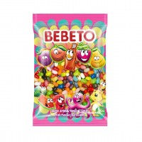 پاستیل جیلی بیلی بسته یک کیلویی ببتو Bebeto Jelly Belly