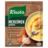 سوپ عدس کنور 76 گرم Mercimek Soup Knorr