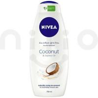 شامپو بدن نیوا حاوی عصاره نارگیل 750 میلی لیتر Nivea Coconut