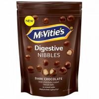 دراژه دایجستیو با روکش شکلات تلخ مک ویتیز 80 گرمی