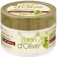 کرم تغذیه کننده دست و بدن دالان حاوی عصاره روغن زیتون 250ml Dalan Dolive Oil Olive Body Butter