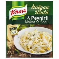 پودر سس پنیری پاستا و ماکارونی کنور 50 گرم Peynirli Makarna Sosu Knorr