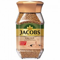 پودر قهوه فوری جاکوبز 95 گرم Jacobs مدل Crema