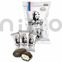 ویفر رولتی با روکش شکلات روسی بسته نیم کیلویی