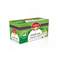 دمنوش چای سبز 20 عددی دوغوش