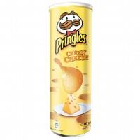 چیپس پرینگلز پنیری 165 گرم