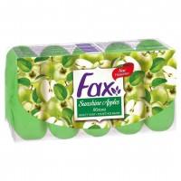 صابون فکس مدل سیب Sunshine Apple بسته 5 عددی ساخت مالزی