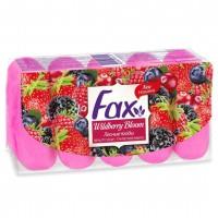 صابون فکس مدل توت Wildberry Bloom بسته 5 عددی ساخت مالزی