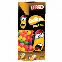 پاستیل میوه های ترش ببتو Bebeto Sour Mix