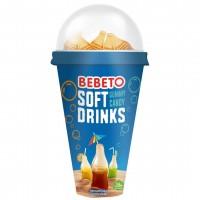 پاستیل ببتو مدل آبمیوه شکری قیفی 120 گرمی Bebeto