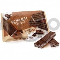 ویفر روشن کاکائویی شیری 72 گرمی Roshen Wafers Cocoa and Milk