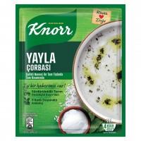 سوپ ماست کنور 72 گرم Yayla Soup Knorr