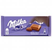 شکلات دسر شکلاتی 100 گرمی میلکا Milka Chocolate Dessert