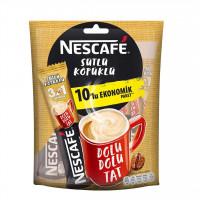 قهوه فوری شیری 3 در 1 نسکافه بسته 10 عددی Nescafe