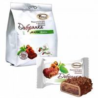 شکلات مغزدار فندقی روسی بسته نیم کیلویی