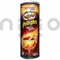 چیپس پرینگلز تند و اسپایسی 165 گرم