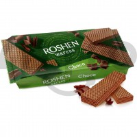 ویفر روشن شکلاتی 216 گرمی Roshen Wafers Choco